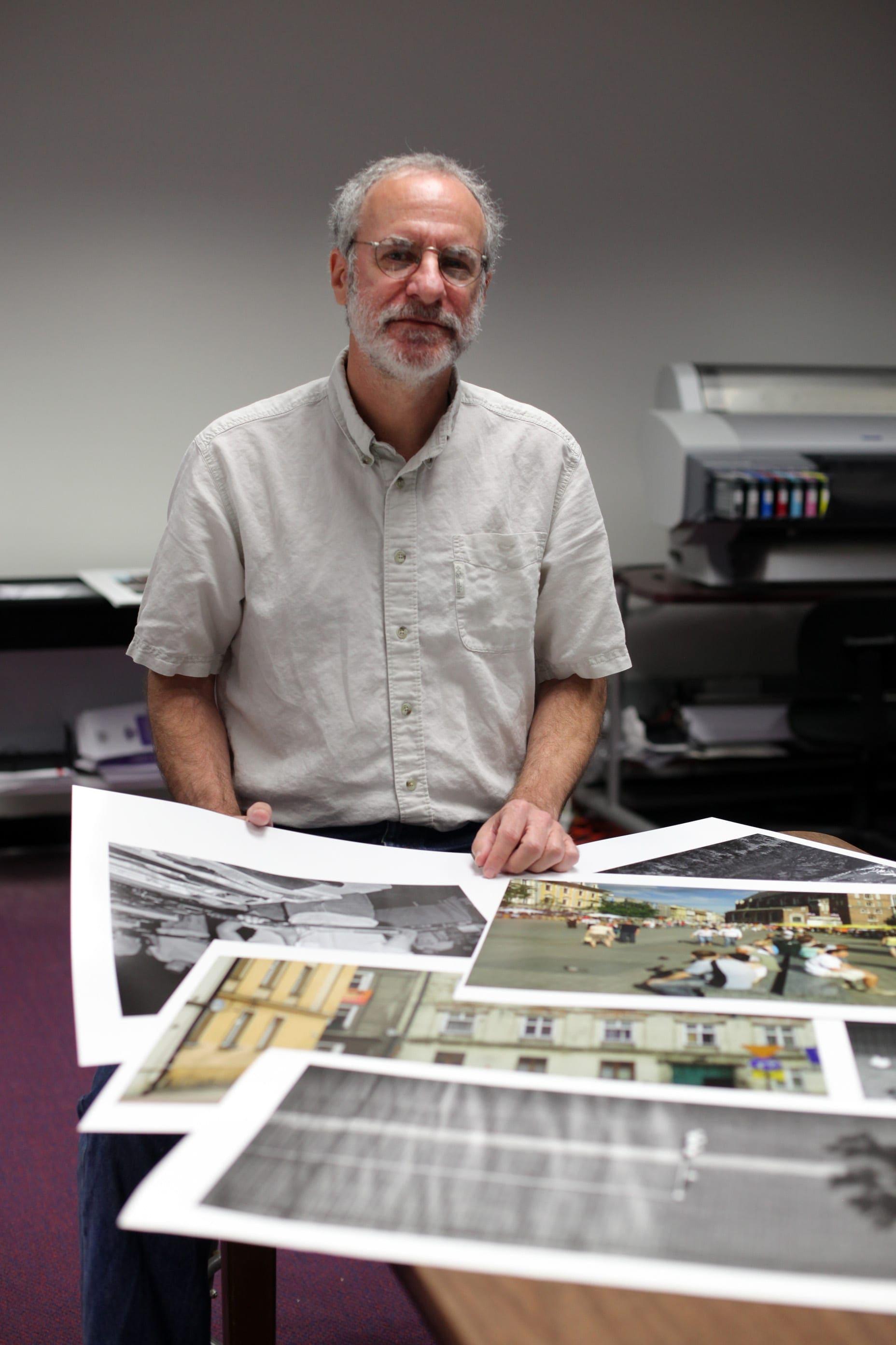 Rob Heller portrait