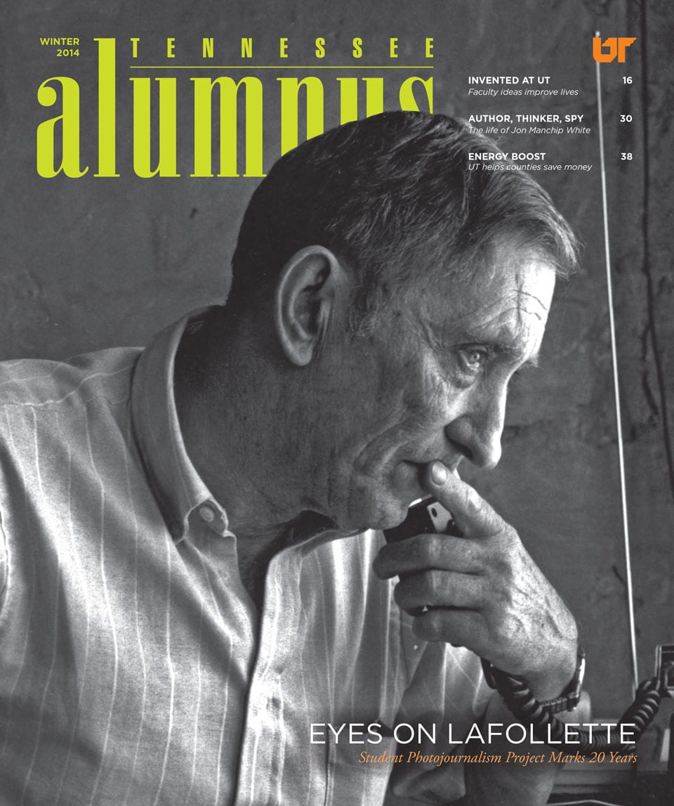 Winter 2014 Alumnus magazine
