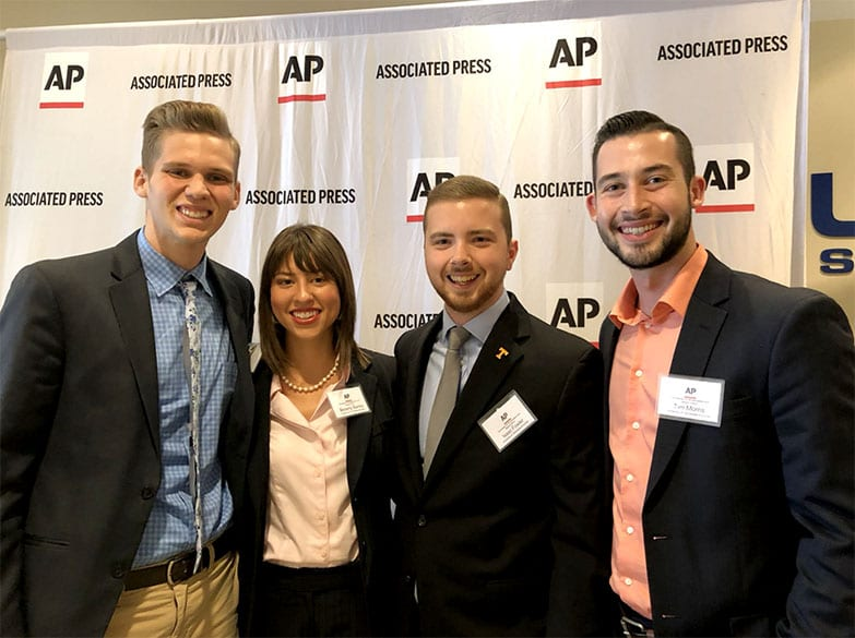 JEM students win AP awards